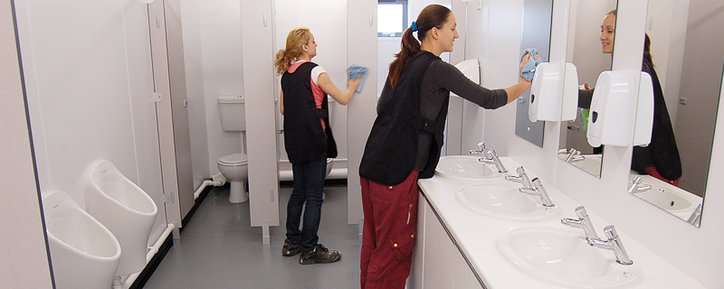 Washroom hygiene and personal hygiene London